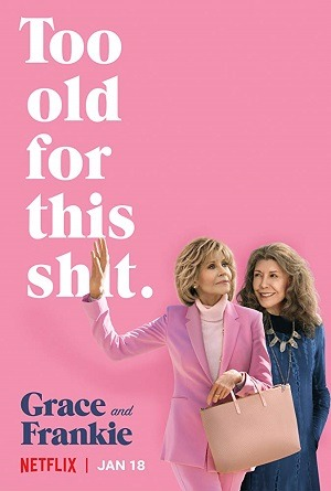 Grace and Frankie - 5ª Temporada Séries Torrent Download capa