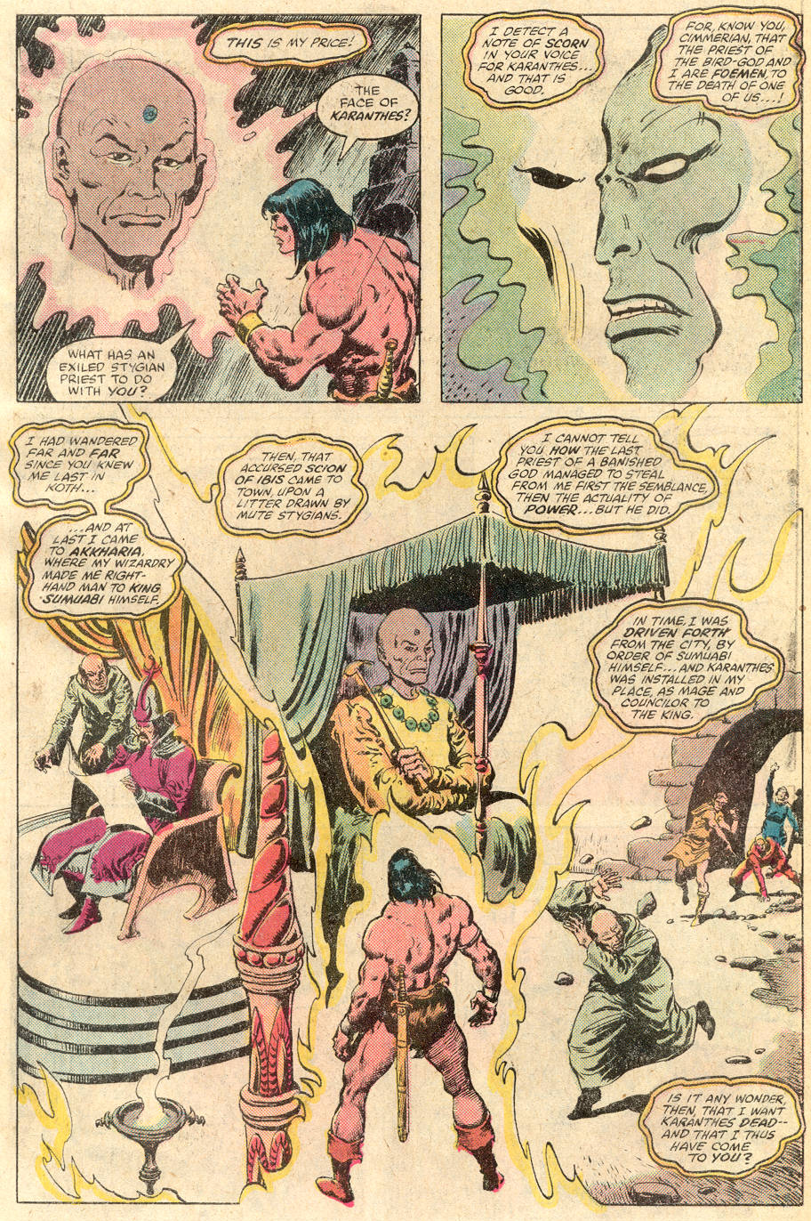 Conan the Barbarian (1970) Issue #115 #127 - English 14