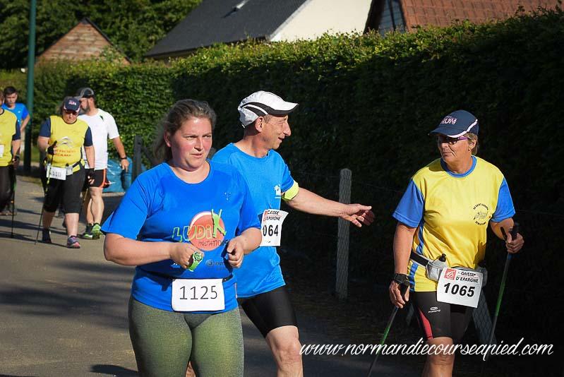 6km marche