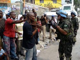 Brasil continua cometendo atrocidades