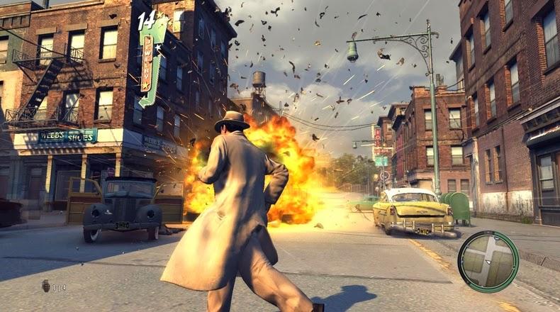 شرح تحميل وتتبيث لعبة mafia 2 مضغوطة بحجم خيالي 4.2 MB