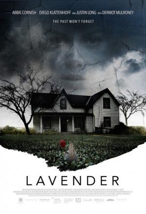 Lavanda (Lavender) Poster