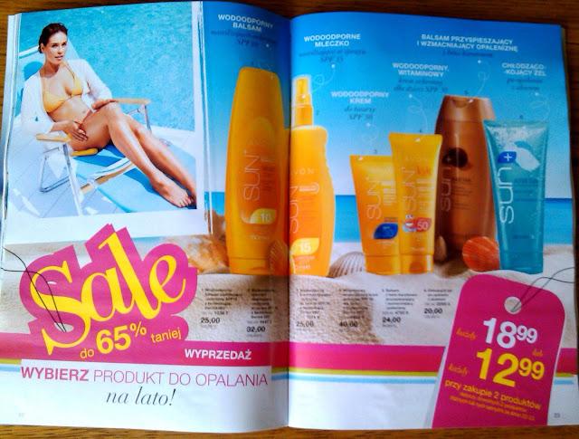Avon, Katalog 10/2015 Lato