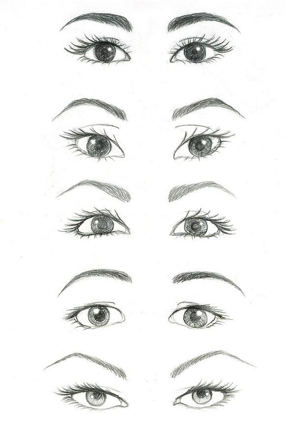 Dicas da thalia como fazer uma sobrancelha perfeita for Drawing eyebrows on paper