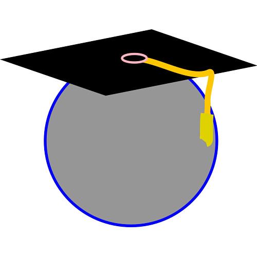 Free graduation clip art borders 021412