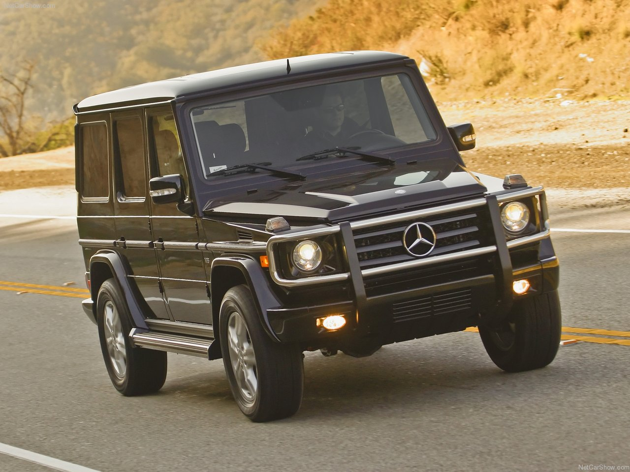 2009 mercedes benz g class mercedes benz cars