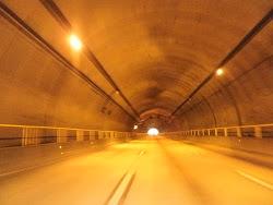 a luz no fim do tunel?
