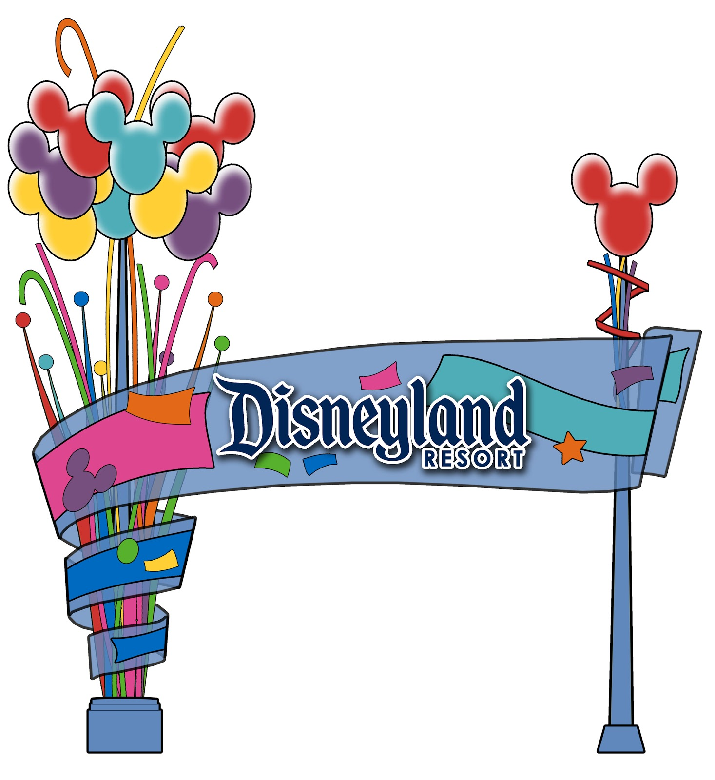 Disneyland%2BSign%2B2009 Birthday Party Ideas Quad Cities