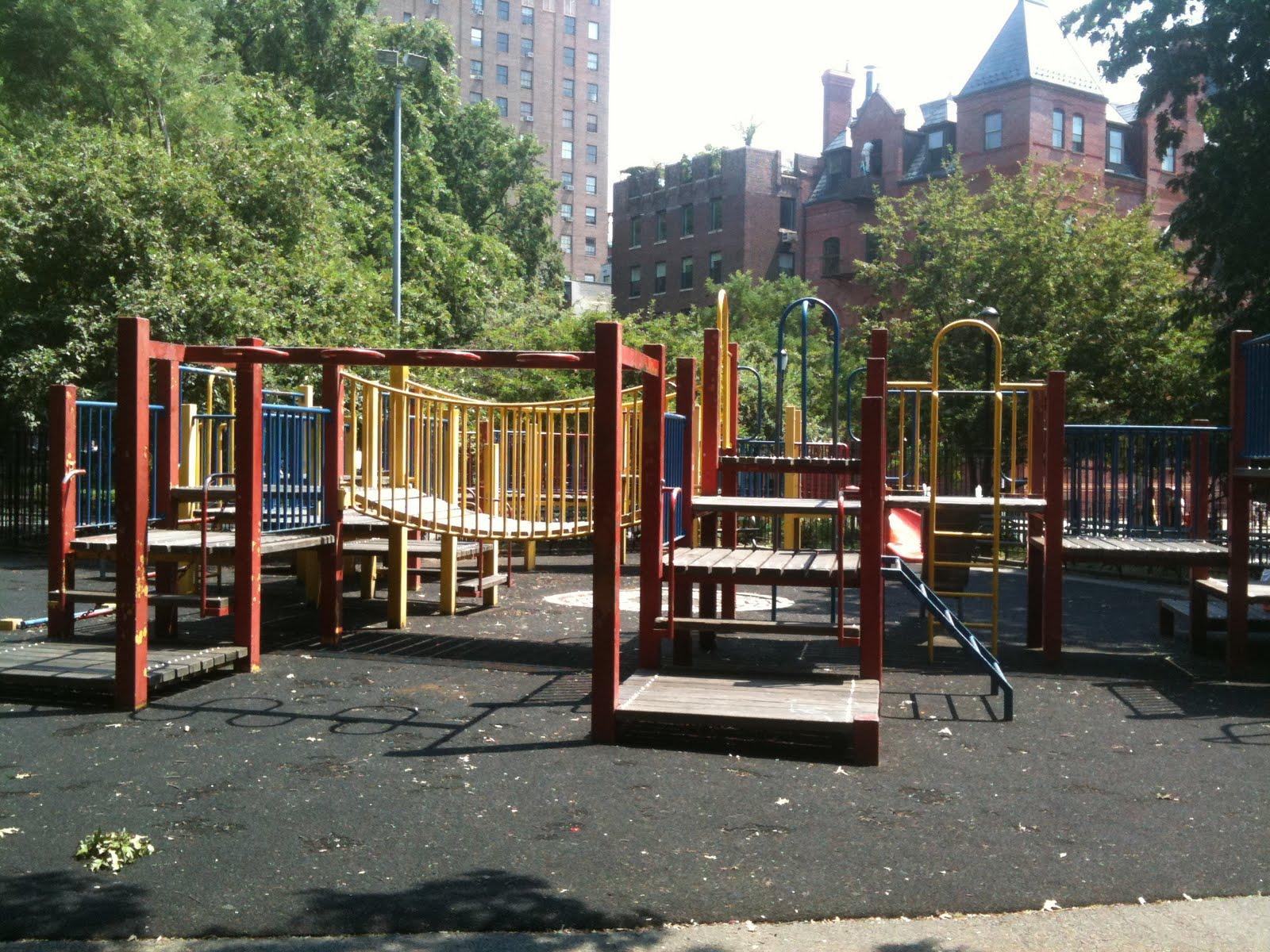 New York City Park Hopper: Tompkins Square Park (Avenue B)