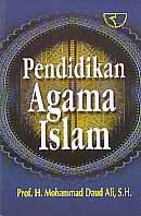 toko buku rahma: buku pendidikan agama islam, pengarang prof. h. mohammad daud ali, s.h, penerbit rajagrafindo