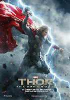 Thor 2 The Dark World large poster malaysia