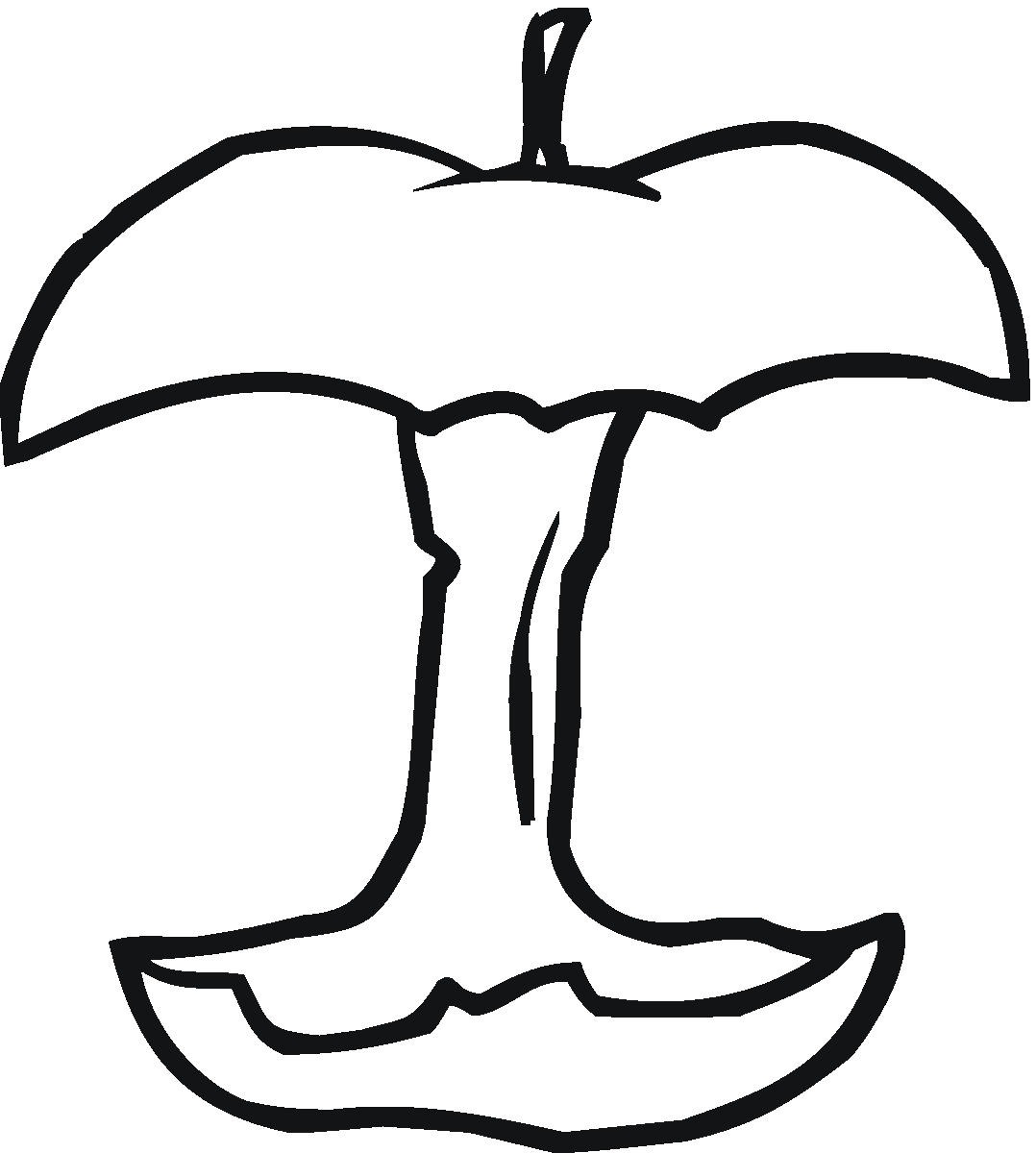 Coloring Pages Apple Coloring Pages 2011