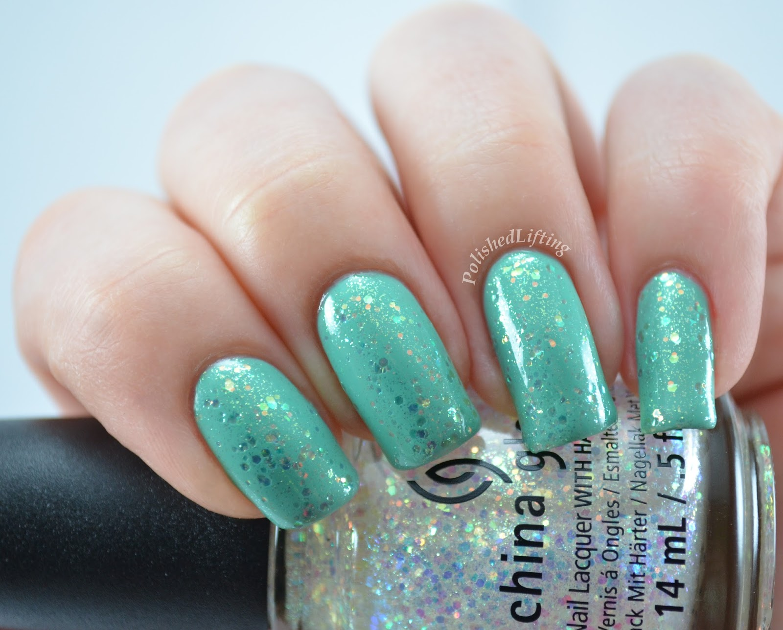 China Glaze Make A Spectacle Ulta Mint Condition
