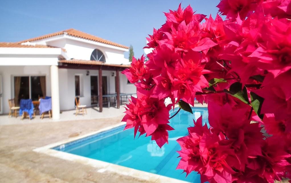 privat villa luksusferie