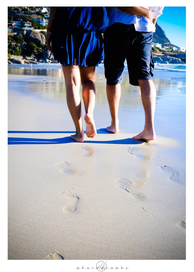 DK Photography Niq8 Niquita & Lance's Engagement Shoot on Llandudno Beach  Cape Town Wedding photographer