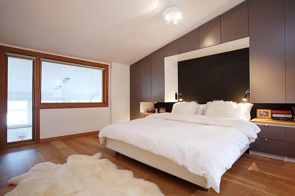 10+1 modern tetőtéri hálószoba!  Inspirációk Csorba Anitától