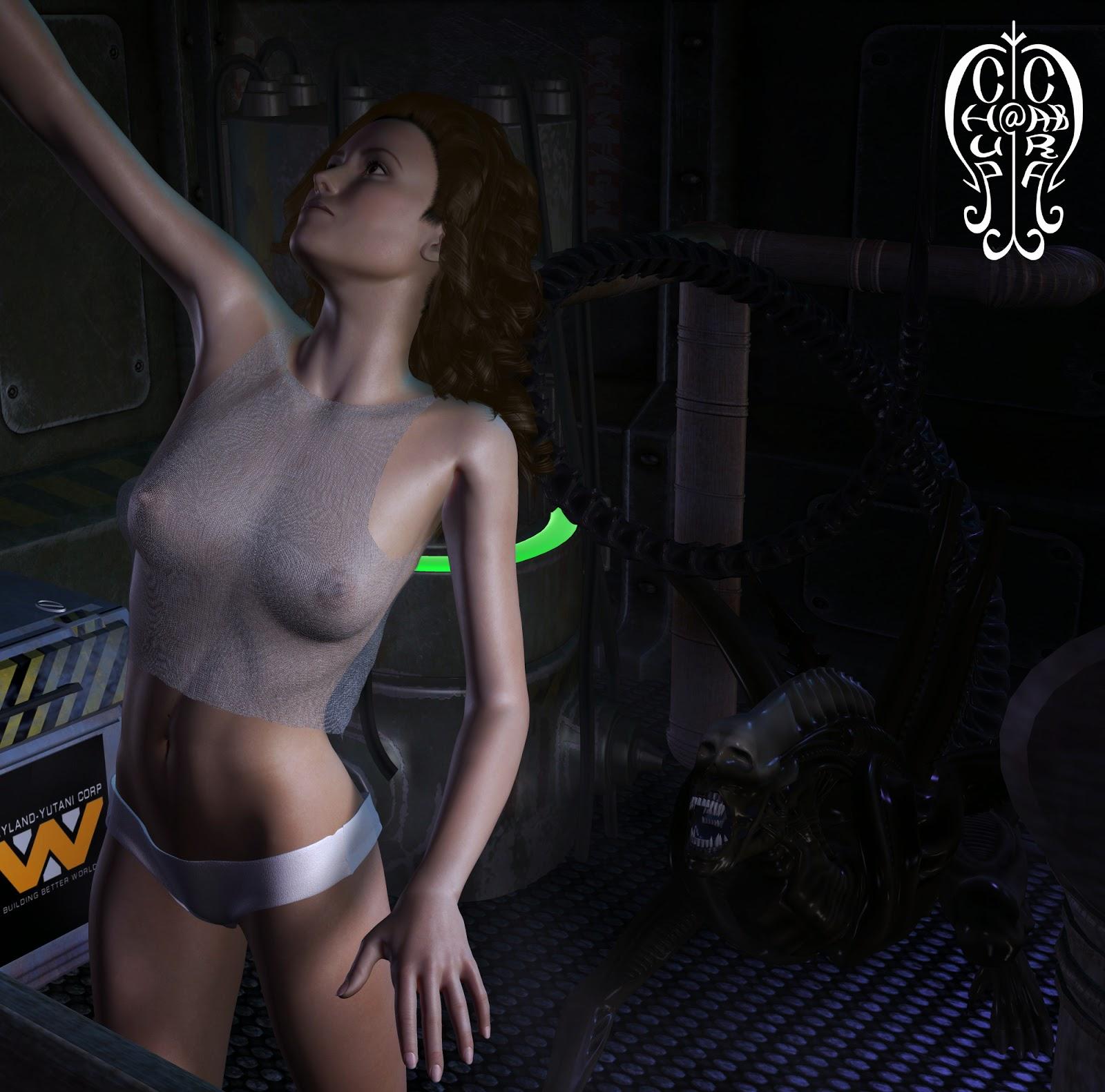sexy play dead poser