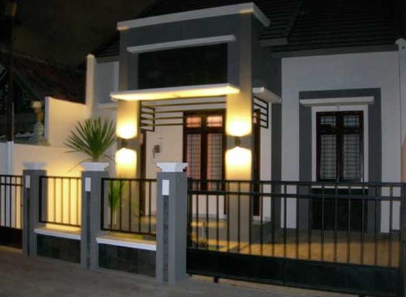 arsitektur rumah minimalis sederhana kumpulan gambar