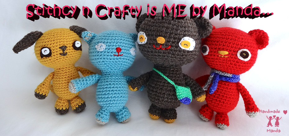 Stitchy n Crafty is ME