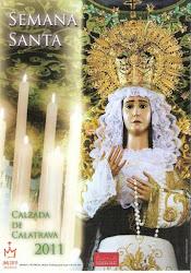 Cartel Semana Santa 2011, Calzada de Calatrava