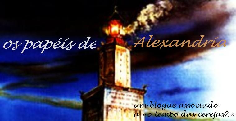 os papéis de alexandria