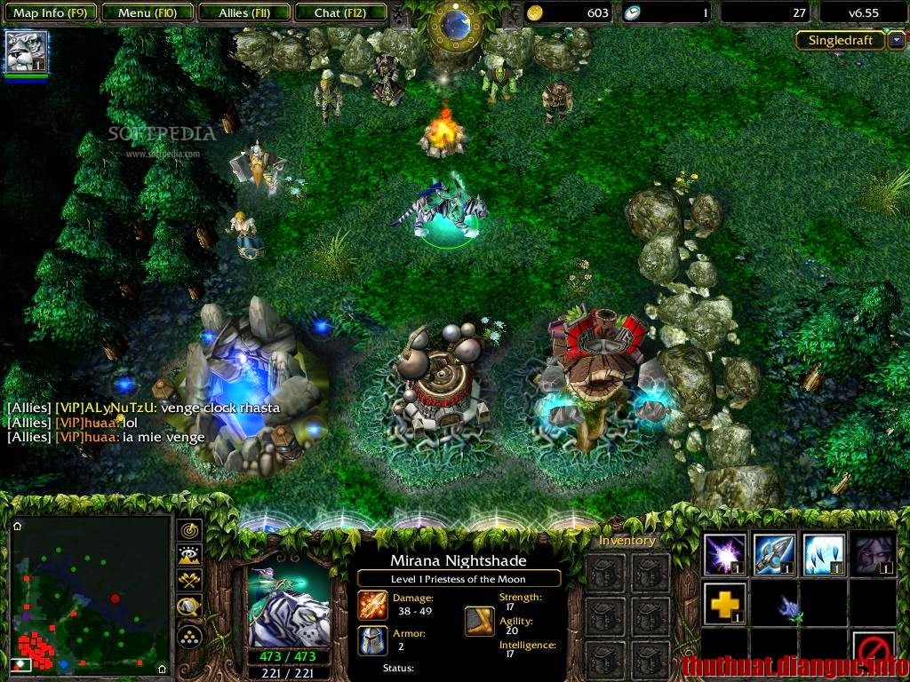 Link Download tải Warcraft III 1.24 full link download tốc độ cao mediafire