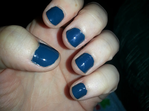 A Month of Nails