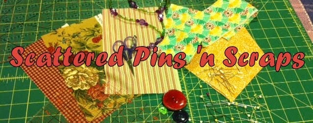 Scattered Pins 'n Scraps