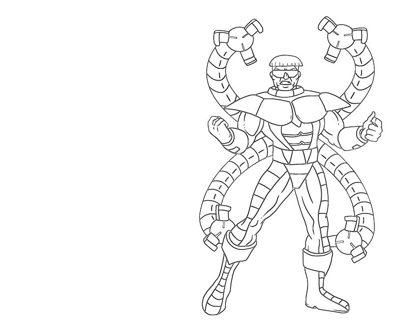 printable-doctor-octopus-body-coloring-pages