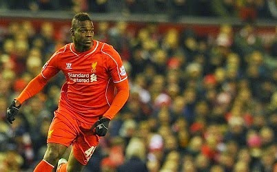 Liverpool striker Mario Balotelli in future doubts