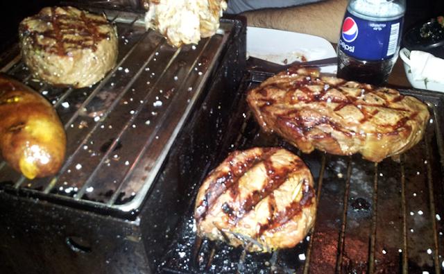 הבשרים הטובים בארץ, רק בשר