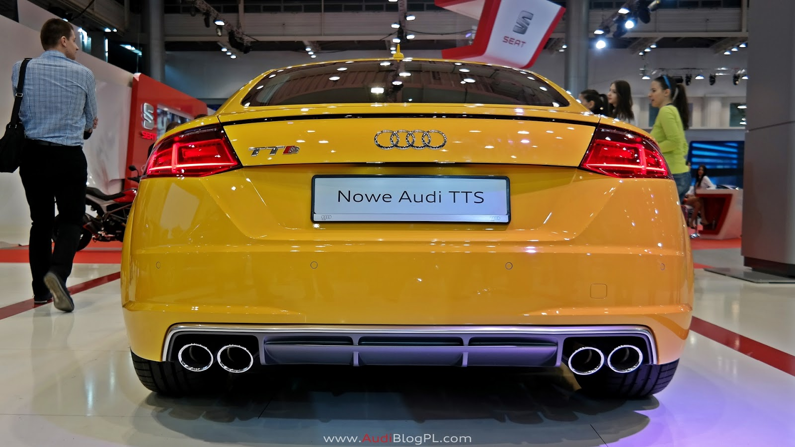 Audi TTS Coupe 8S