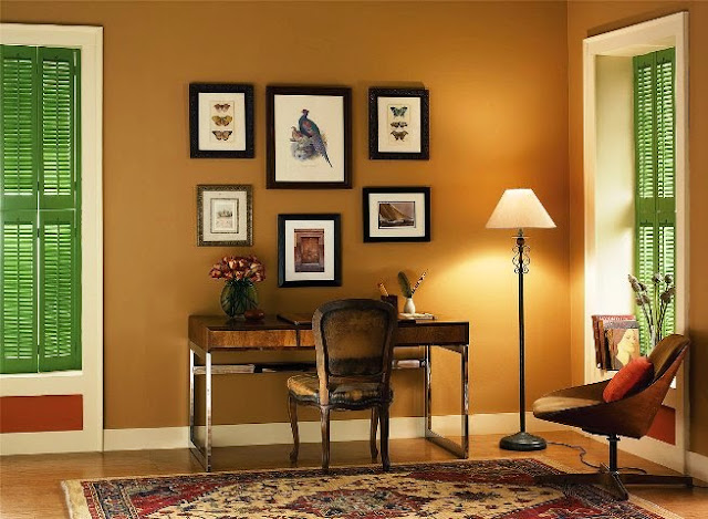 warm neutral wall paint colors