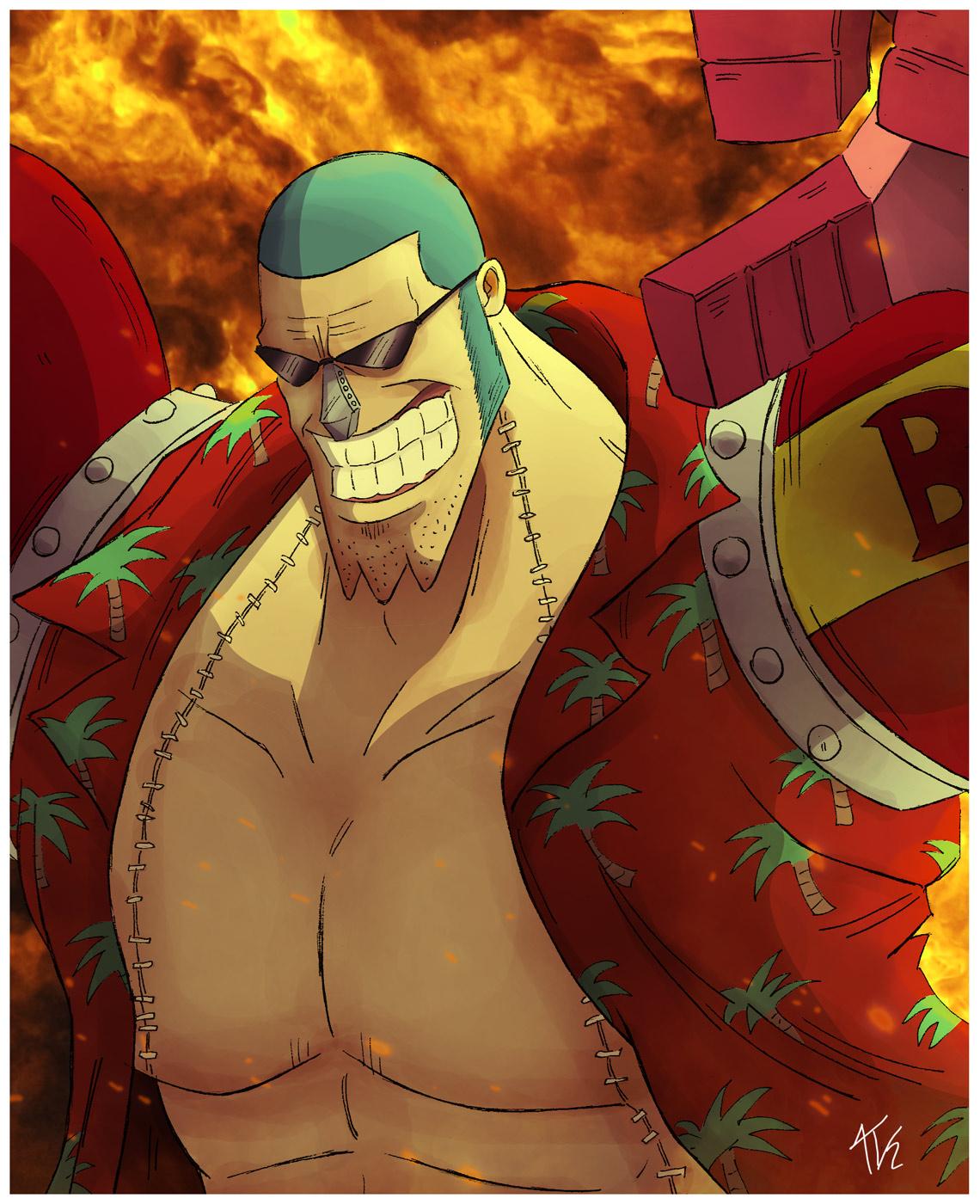 One Piece Chapter 711: Cuộc phiêu lưu ở xứ sở người lùn 020
