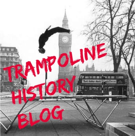 "The ""Trampoline History BLOG"""