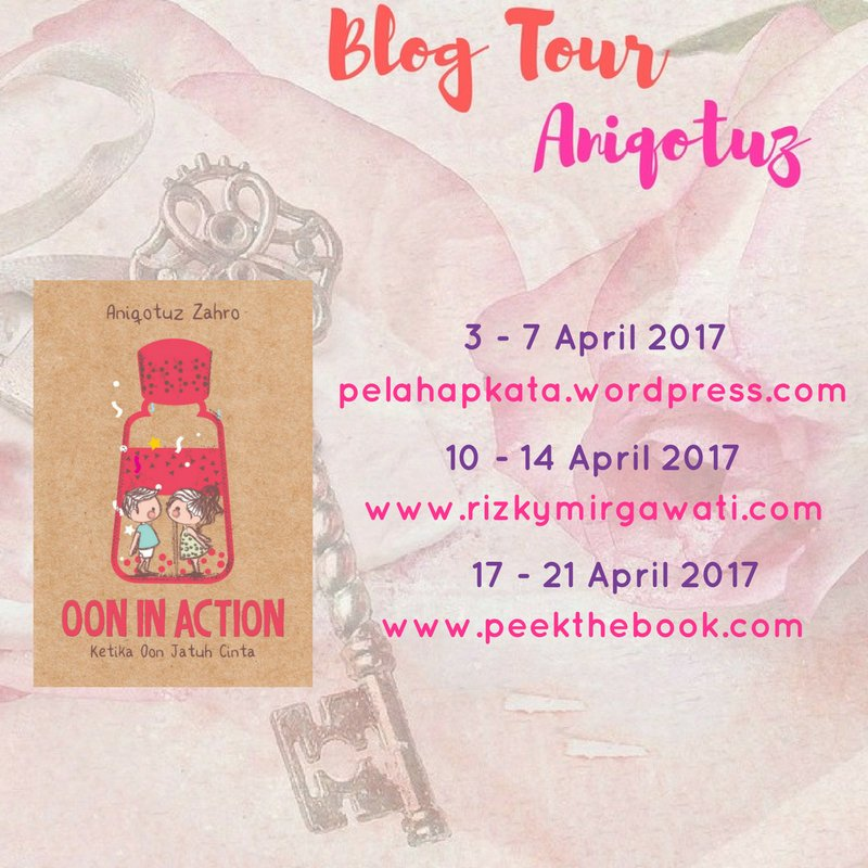 Blog Tour Oon In Action
