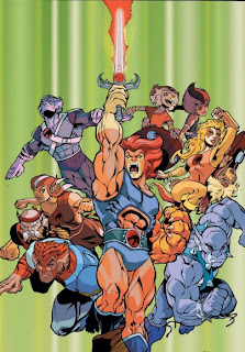 Thunder   Movie on Watch Thundercats The Movie  1985  Thundercats Ho  Part 1   Alde