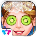 Wedding Salon - Spa Makeover, Dress Up, Makeup & Photo Fun App iTunes App Icon Logo By Kids Fun Club by TabTale - FreeApps.ws