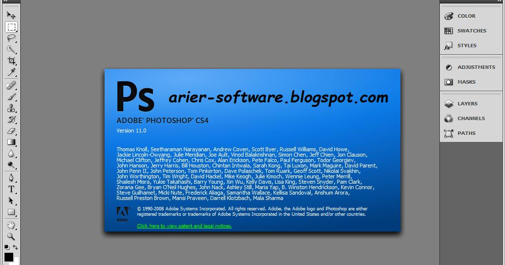 crack serial key for adobe photoshop cs3