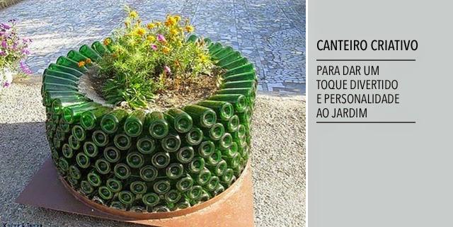 Jardim-caseiro