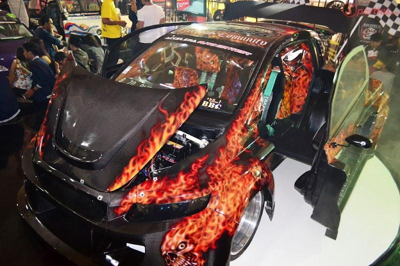 Gambar modifikasi mobil honda jazz Paling Cool Dan Sporty title=