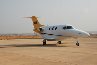 Private chartered flight-Mangalore International Airport