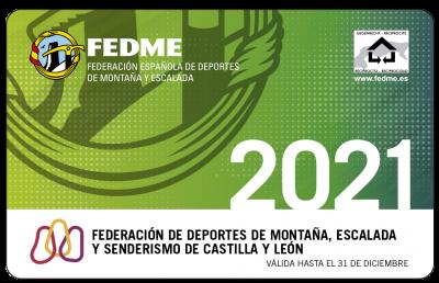 Licencia Federativa 2021