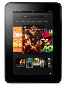 Amazon Kindle Fire 7 HD Specs