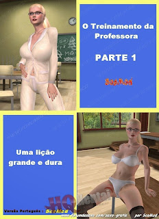 O Treinamento da Professora