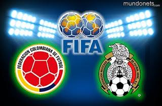 Colombia Vs México - Partido Amistoso 2012