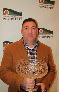 Antonio Penalva guanyador Ranquing P&P 2012