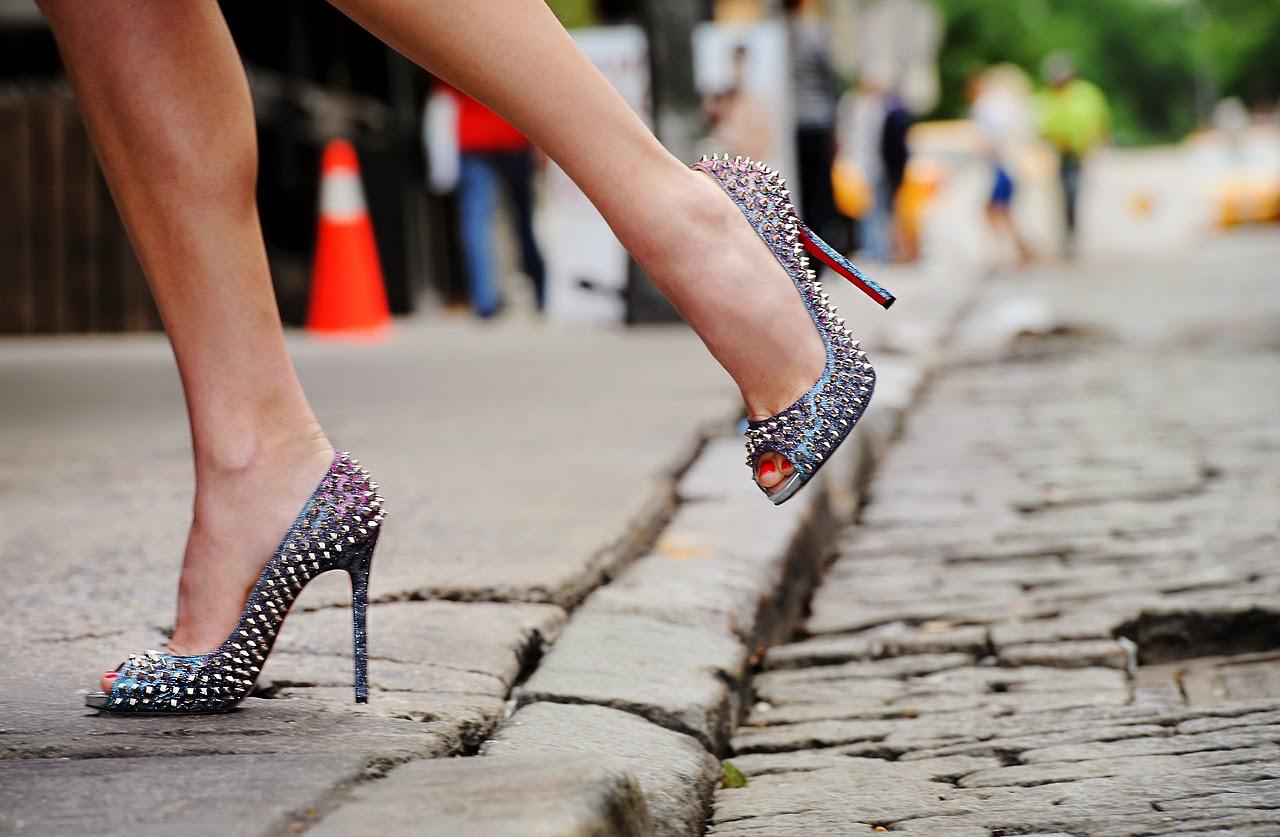 Zapatos de noche para fiestas