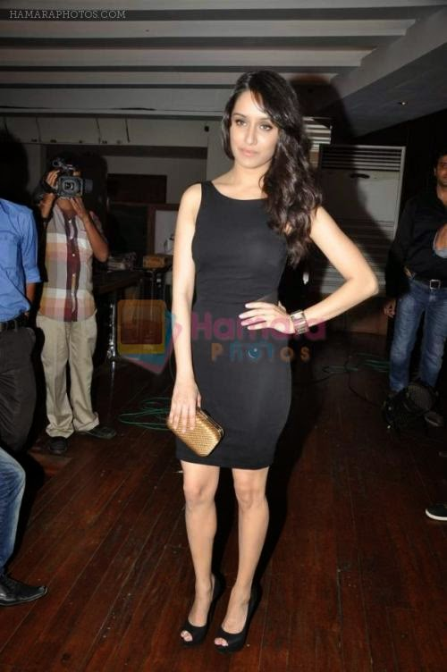 Shraddha Kapoor at Aashiqui 2 success bash in Escobar, Mumbai on 30th April 2013