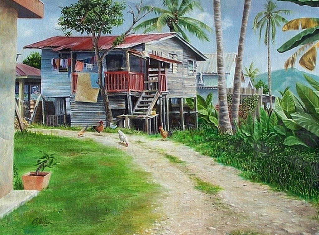 paisajes-realistas-comerciales-pintados-al-oleo